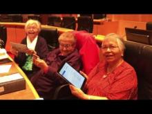 Elders Living In A Digital World