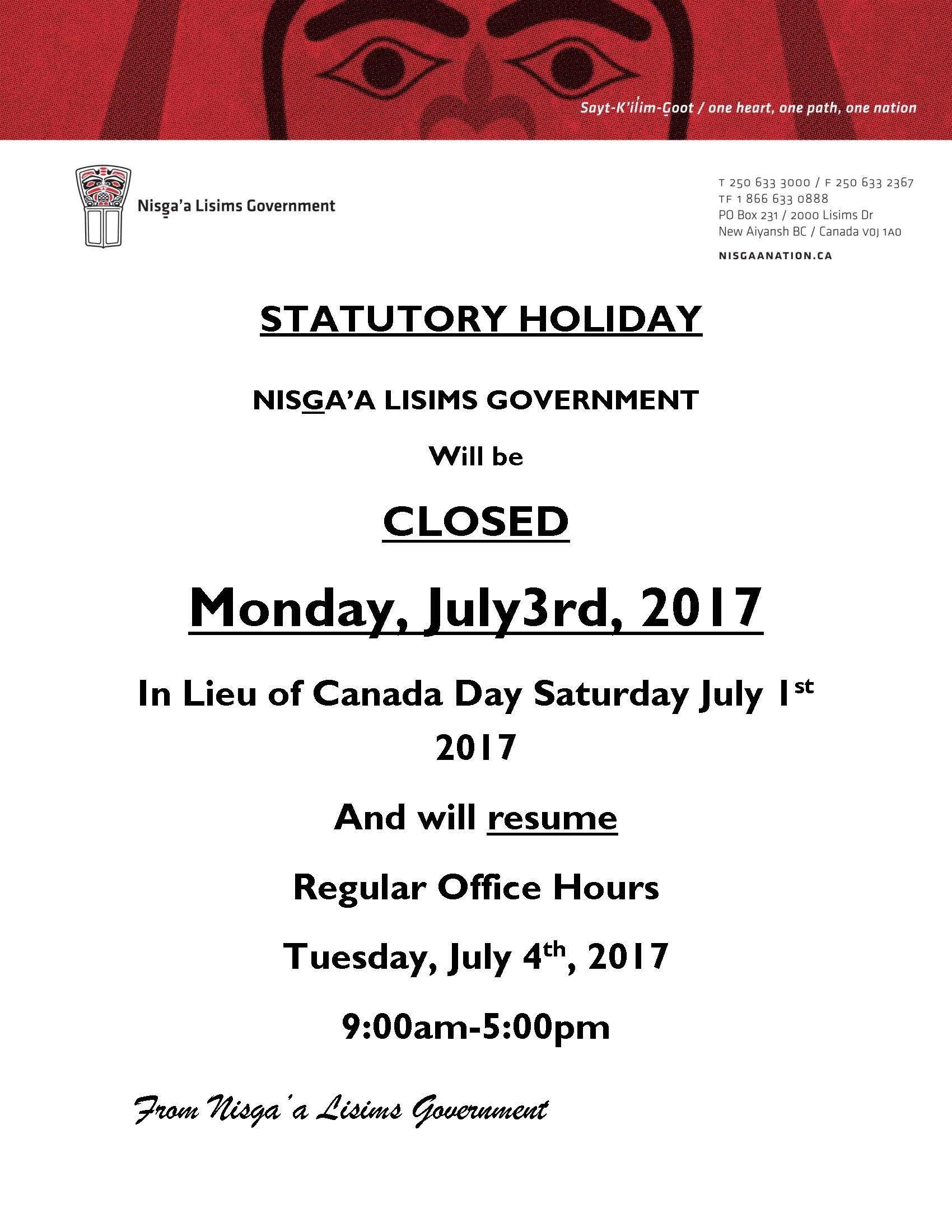 What Holiday Is On Monday In Canada Lifehacked1st Com